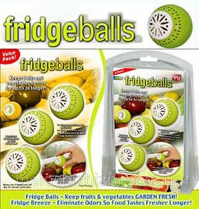 Поглотитель запаха в форме шарика Fridge Balls, фото 2