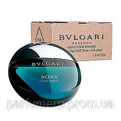 Bvlgari Aqua Men (100мл), Мужская Туалетная вода Тестер - Оригинал!