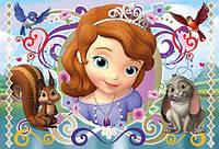 Принцесса София 43 Вафельная картинка