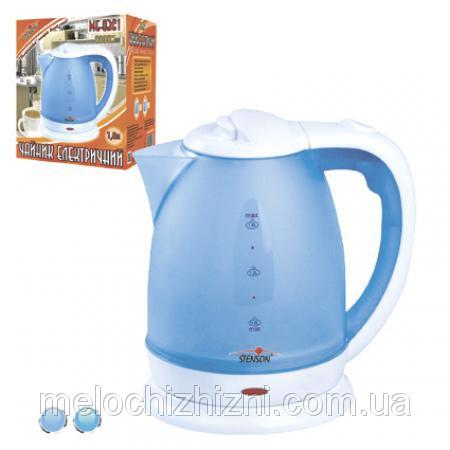 Чайник электрический 1.8л 2000w STENSON, 2 расцветки