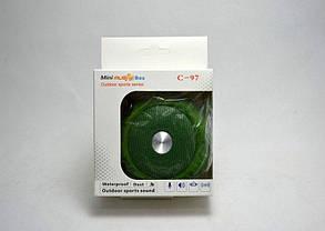 Портативная Bluetooth колонка C-97 Водонепроницаемая, фото 3