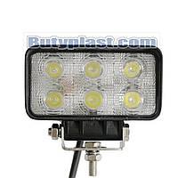 Дополнительная LED Фара Ближнего Света 6 диодов