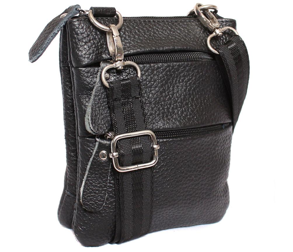 Кожаная мужская сумка 140000