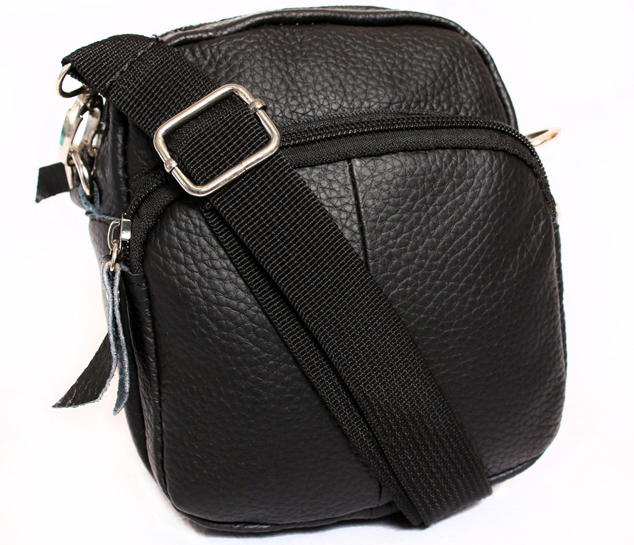 Кожаная мужская сумка 140006