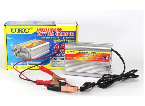 Зарядное для аккумулятора BATTERY CHARGER 10A MA-1210A, фото 2