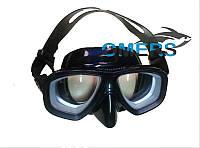 Маска c диоптриями для подводной охоты BS Diver Apnoicus