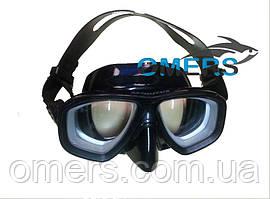 Маска c діоптріями для підводного полювання BS Diver Apnoicus