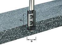 Фрезы для обработки кантов со сменными ножами и опорным подшипником для обработки минерала и акрила