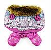 "Комбинезон зимний, костюм ""Аляска"" для собаки. Одежда для собак, фото 3"