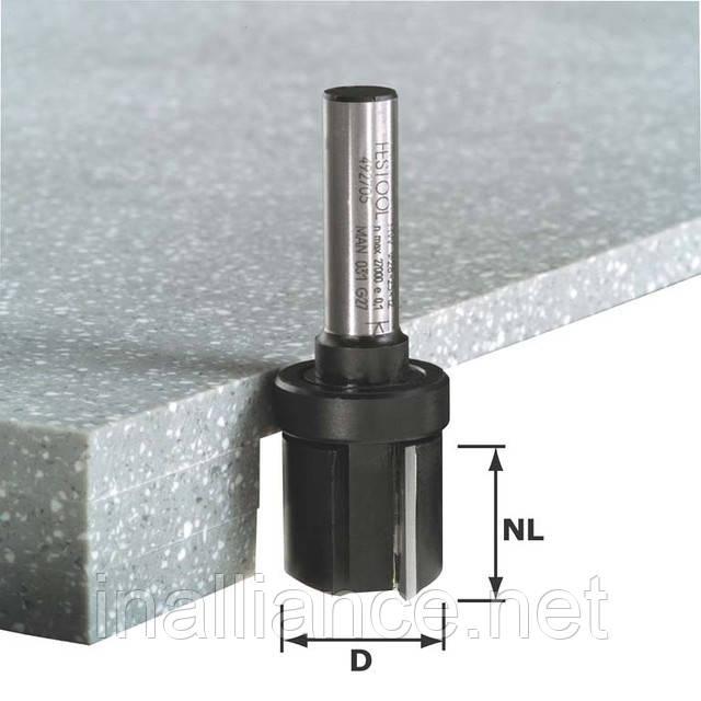 Пригоночная фреза HW с хвостовиком 12 мм HW D28/25 ss S12 Festool 492705