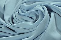 Ткань Французский трикотаж Бледно Голубой
