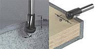 Пригоночная фреза HW с хвостовиком 12 мм HW D19/25 ss S12 Festool 492661, фото 1