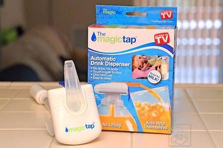 Диспенсер для розлива напитков Magic Tap (Арт. 90099), фото 2
