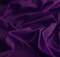 Ткань Французский трикотаж Фиолетовый