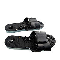 Электронные шлёпки для массажа ног  Digital Slipper JR-309A
