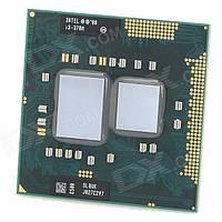 Процессор для ноутбука G1 Intel Core i3-370M 2x2,4Ghz 3Mb Cache 2500Mhz Bus бу