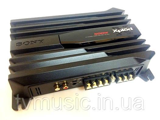 Автомобильный усилитель звука Sony Xplod XM-N502