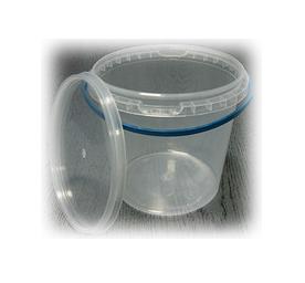 Ведро 1 л. пластиковое для пищевых продуктов   1000V, фото 2