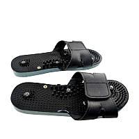 Многофункциональный електронный набор для массажа ног  Digital Slipper JR-309A