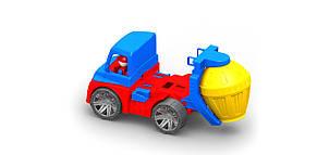 Детский автомобиль Бетономешалка М4 Orion 294, фото 2