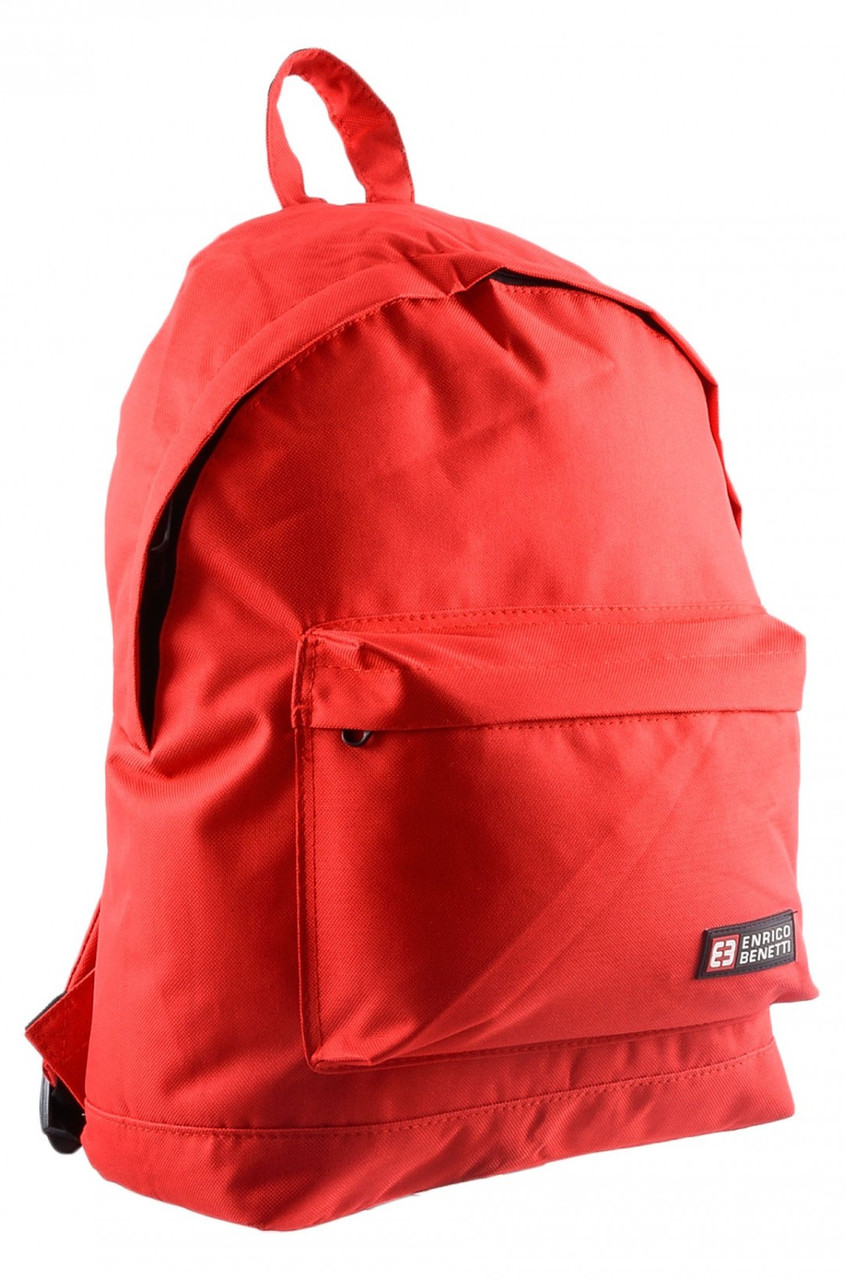 Рюкзак Enrico Benetti Amsterdam Eb54121 017 красный 23 л