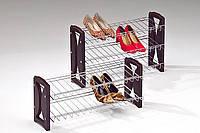 Подставка для обуви 3- Х уровневая