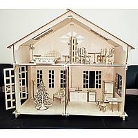 Кукольный домик. Дом для Барби №1