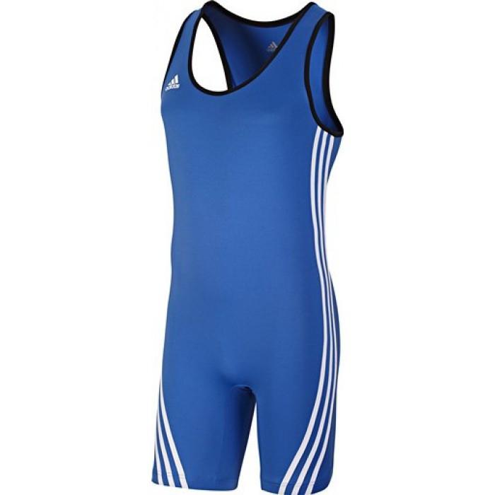 Трико для тяжелой атлетики ADIDAS Base Lifter Weightlifting Suit (Синее) - Интернет-магазин «X-trade» в Киеве
