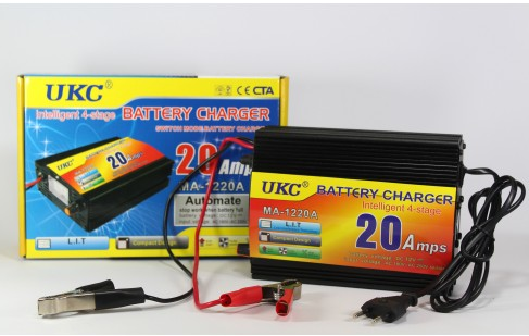 Зарядное для аккумулятора BATTERY CHARDER 20A MA-1220A, фото 2