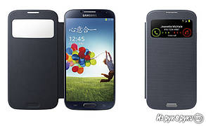Dilux - Чехол-книжка аккумулятор KEVA для Samsung Galaxy S4 I9500 2400mAh