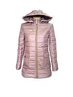 Демисезонная куртка для девочки 134-146см, фото 1