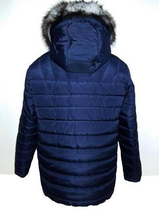 Зимняя куртка ВАНЯ на подростка, р.38-44, фото 2