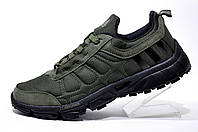 Кроссовки мужские Adidas Climawarm Oscillate Leather, Green\Black