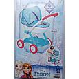 Коляска Smoby Frozen з люлькою і кошиком (254145), фото 4