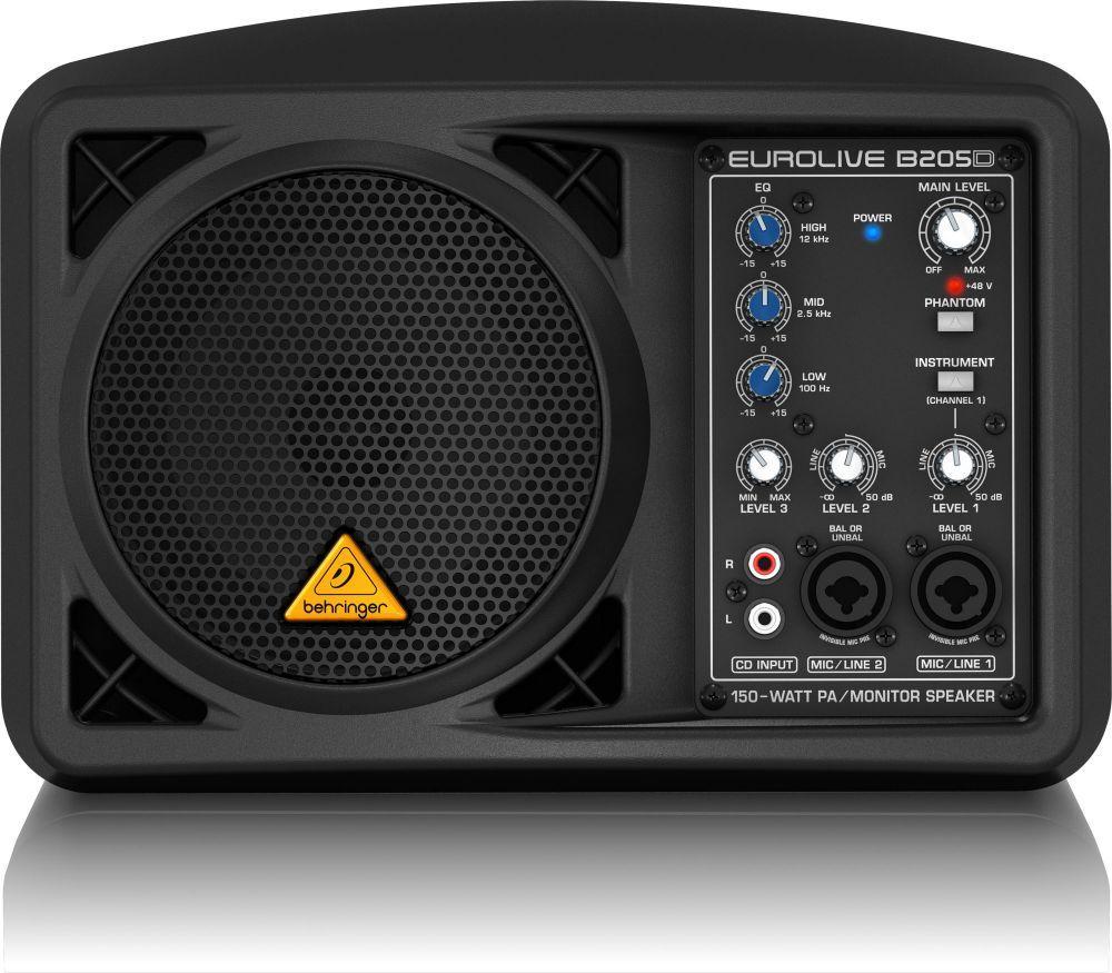 Портативная акустическая система/монитор Behringer B205D