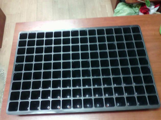 Кассеты для рассады. 126 ячеек  ячеек код S.P.-126, фото 2