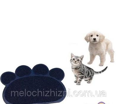 Коврик для собак и кошек Pаw Print Litter Mаt (Арт. 26711)