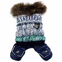 """Комбинезон, костюм """"Аляска Boy"""" для собаки. Одежда для собак"""