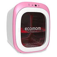 Стерилизатор Ecomom ECO-22 Standard Pink стерилизация бутылочек сосок детской одежды