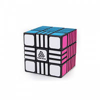 Игрушка-головоломка Кубик 3x3x7 black, WitEden