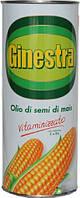 Кукурузное масло первого холодного отжима Olio di semi di mais Cuore ж/б 1 л., фото 1