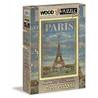 Пазл под дерево, Париж, 500 эл., Clementoni