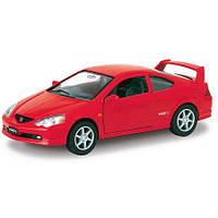 "Машина Kinsmart  ""Honda Integra Type-R KT 5053 W"