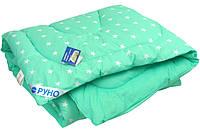 Одеяло шерстяное особо теплое детское 140х105 Руно Mint