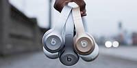 Беспроводные Наушники Monster Beats 8 By Dr Dre Solo 3 (черные, красный, серебро,синие, белые, фиолетовые, зол