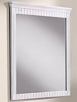 """Зеркало """"Неаполь"""" (белый воск) Д7111-07"""