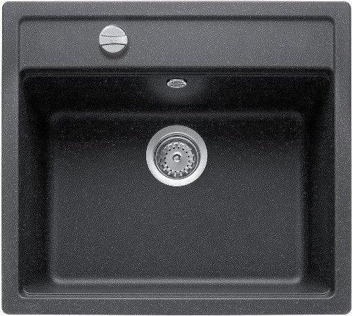 Мойка кухонная TEKA MENORCA 60 S TG черный металлик