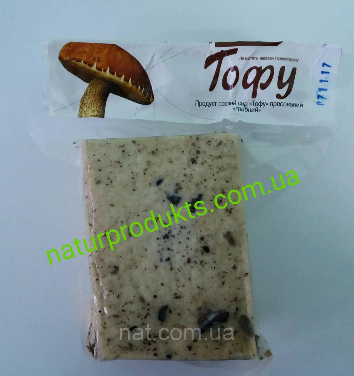 Сыр Тофу (с грибами), 250 г