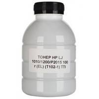 ТОНЕР HP LJ 1010/1200/1160/P2015 ПАКЕТ 100 г ФЛАКОН (T102-3) (TSM-T102-3-100) TTI