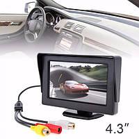 Дисплей монитор LCD 4.3'' для двух камер 043